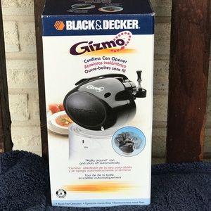 Black & Decker Gizmo Cordless Can Opener